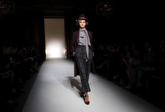 Вивьен Вествуд удивила Лондон своей коллекцией