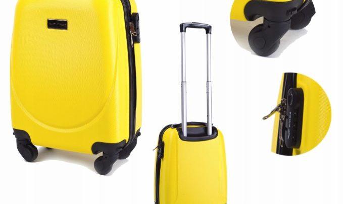 Подбор чемодана для ручной клади