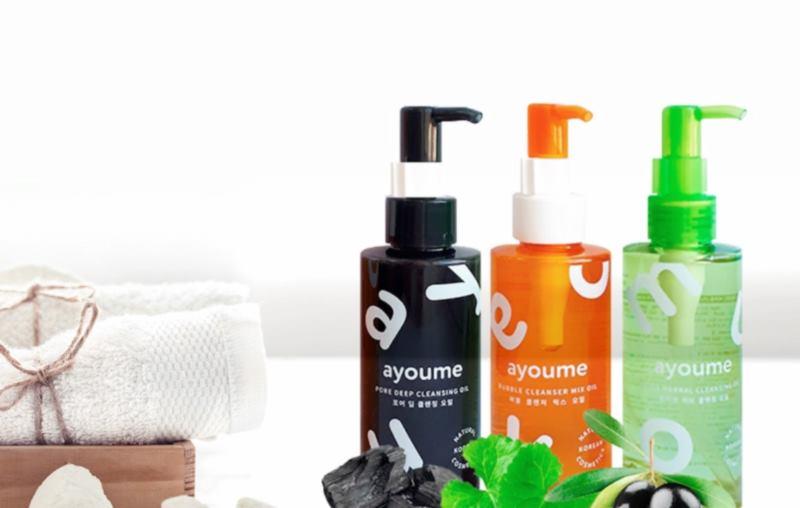 ТОП-5 лучших косметических средств корейского бренда AYOUME