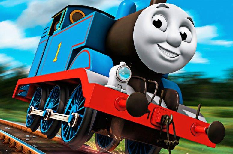 Паровозик «Томас» — какой мальчик не мечтал о такой  игрушке?
