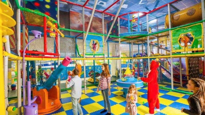 Детский развлекательный центр «Весёлый остров»