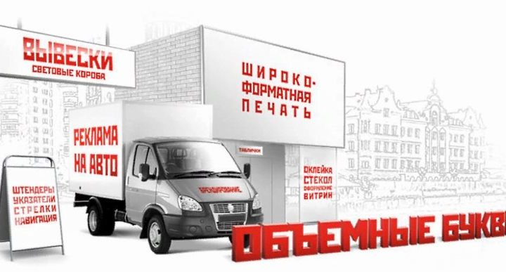 Представляем рекламную компанию «Гравитация» в Краснодаре