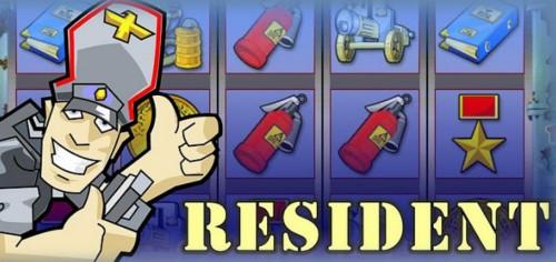 Игровой автомат Resident — надежный способ выиграть деньги