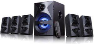 акустическая система колонки звук